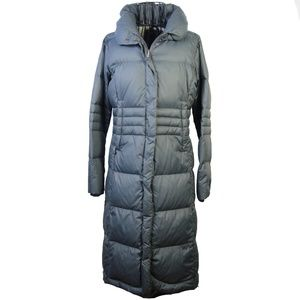 Mountain Hardwear Long Quilted Down Coat
